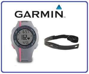 Forerunner 110 Sport Watch GPS + HRM Women Pink Heart Rate Monitor