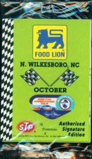 20 wax boxes) NASCAR STP Food Lion Richard Petty Cards