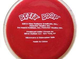 Betty Boop Poke A Dot 14 oz Ceramic Coffee Mug Licensed New