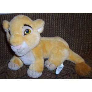 7 Inch Young Simba Plush from Disneys The Lion King Toys