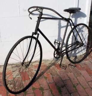 BICYCLETTE LION Vintage Safety Bicycle Rare Original Antique Bike