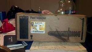 Caterpillar 3126 fuel injectors BRAND NEW IN BOX NO CORE CHARGE