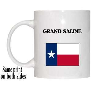 US State Flag   GRAND SALINE, Texas (TX) Mug Everything