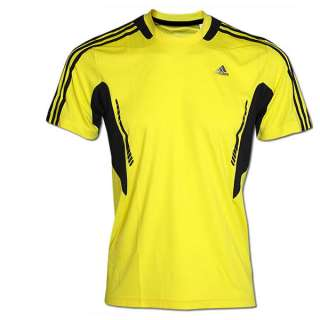 Adidas Mens ClimaCool 365 Short Sleeve T Shirt Running Gym Top