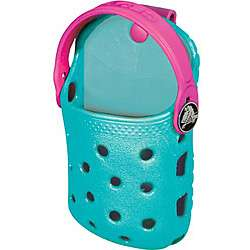 Crocs Turquoise n Fuschia Cell Phone/ Camera/  Case