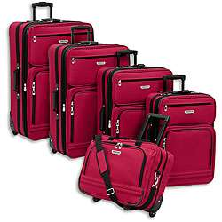 American Trunk and Case Cambridge 5 piece Luggage Set