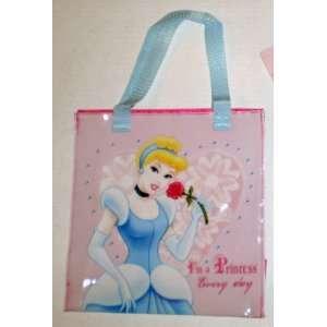 Disney Princess Cinderella Pink Mini Tote Bag Everything