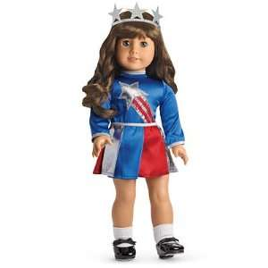 American Girl Mollys Miss Victory Costume Tap Outfit for