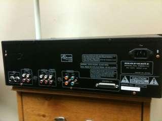 MARANTZ PMD511 Professional Dual Cassette Deck VGC w/ Manual Free