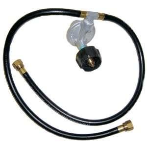 21st Century R46 L.P. Gas Regulator with 2 Hoses Patio