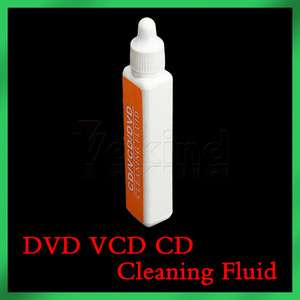 Laser Lens Cleaner Disc For PC Laptop Computer DVD CD VCD Rom Player