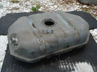 GAS FUEL TANK CHEVY S10 BLAZER JIMMY 2 DOOR STEEL 97 02