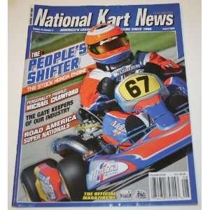 News Magazine   August 2008   Stock Honda Engine National Kart News
