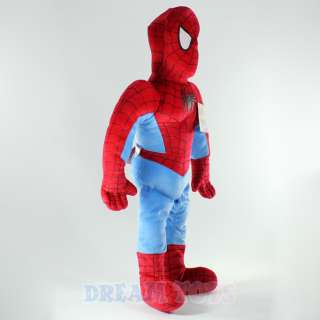 Marvel Spiderman 22 Large Plush Doll   Stuffed Toy Spider Man