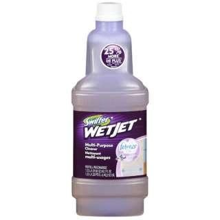 Swiffer Wetjet Multi Purpose Cleaner Refill, Lavender Vanilla