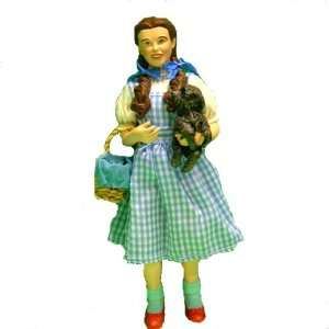 Kurt Adler Wizard of Oz Dorothy and Toto Table Piece