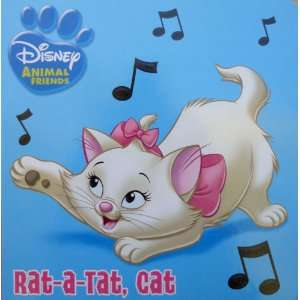 Disney Animal Friends ~ Rat a Tat, Cat (9781403781611