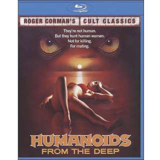 Humanoids From The Deep (Blu ray) (Widescreen) Blu ray