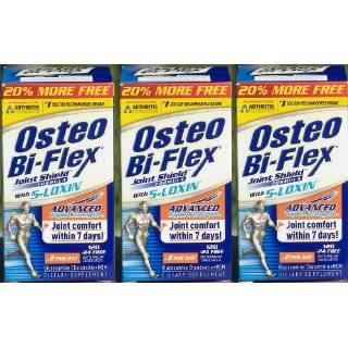 Osteo Bi Flex Triple Strength   180 Caplets (Mega Size