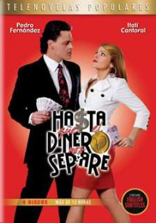 Hasta Que El Dinero Nos Separe (DVD) (4discs)