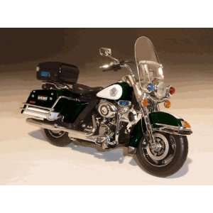 DCP 1/12 2011 Harley Davidson FLHP Road King Sheriff Motorcycle