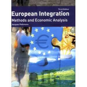 European Integration Methods And Economic Analysis