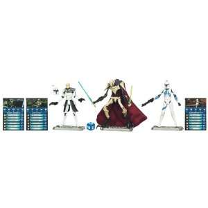 Star Wars Battle Pack Battle Game Hunt for Grievous Toys & Games