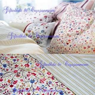 IKEA ALVINE LJUV Duvet Cover Full Queen 3pc Set