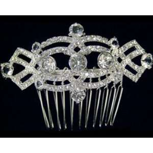 Rhinestone Hair Comb 2333 Beauty