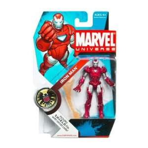 Series 5 Action Figure Iron Man (Silver Centurion) Toys & Games