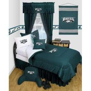 Best Quality Locker Room Comforter   Philadelphia Eagles NFL