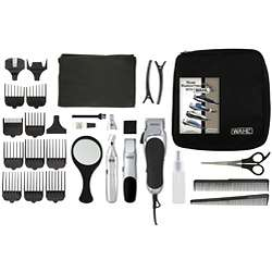 Wahl Signature Series 30 piece Home Barber Kit  Overstock