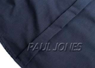 PAUL JONES 2011 NEW Men Fit Long Sleeve Gradient Casual/dress Shirt
