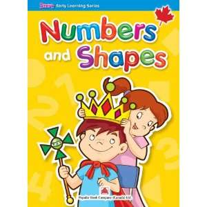 Smart Early Learning:Numbers and Shapes (9781897457726): Books