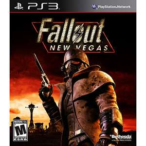 Fallout New Vegas PS3 Game, Bethesda Fallout New Vegas, Obsidian Video