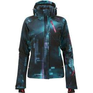 Salomon Brilliant Insulated Ski Jacket Womens Sports