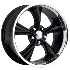 Boss Motorsports Series 338 Gloss Black Wheel with Painted