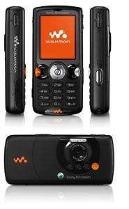 Unlocked Sony Ericsson W810 W810i Cell Phone GSM Black 890552650842