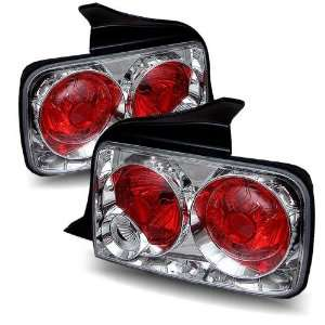 05 09 Ford Mustang Chrome Tail Lights Automotive