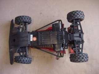 VINTAGE MRC ROAD WINNER 4WD RC CAR racing car
