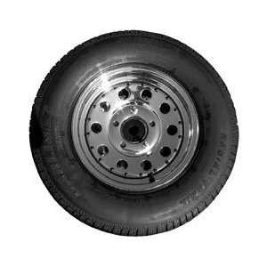 Drop Tail Trailers 13 Custom Wheel & Tire Black  Sports