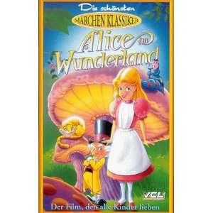 in Wonderland [VHS] Robbie Coltrane, Whoopi Goldberg, Ben Kingsley