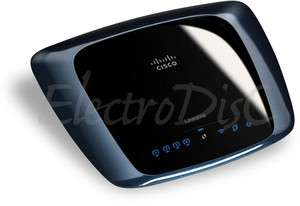 LINKSYS WRT400N DUAL BAND WIFI N 300Mbps ROUTER & REPEATER W/ DD WRT