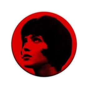 Anna Karina 1 Pin Button Badge (French Film New Wave)