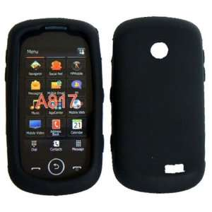 For Samsung Solstice 2 II A817 Soft Silicone Case Cover Skin Protector