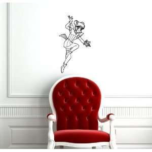 Sailor Moon Anime Baby Room Nursery Wall Vinyl Sticker Decals