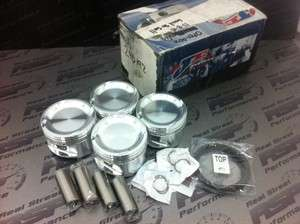 JE Forged Pistons Dodge Neon SRT4 A853 2.4L Turbo 87.5mm 8.51 OPEN