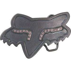Fox Racing Womens Pink Eyes Buckle     /Black Automotive