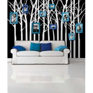 Vinyl Wall Decal Sticker Large Bare Tree Mcrespo116B