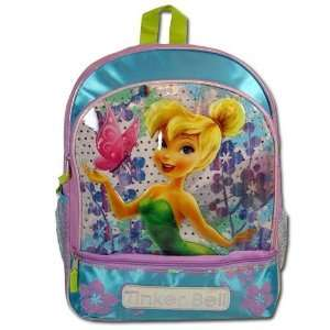 Disney Tinkerbell Fairies 16 Large Backpack For Girls  Toys & Games